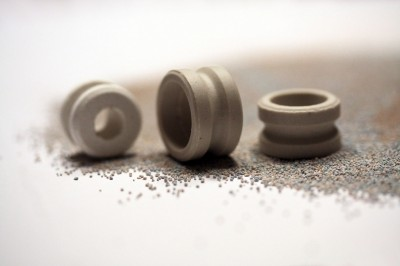 Ceramic Grooved Bushing