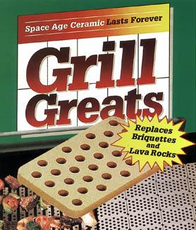 Grill Greats Ceramic Briquettes  sc 1 st  Du-Co Ceramics Company & Grill Greats Ceramic Briquettes | Du-Co Ceramics Company | 724-352-1511